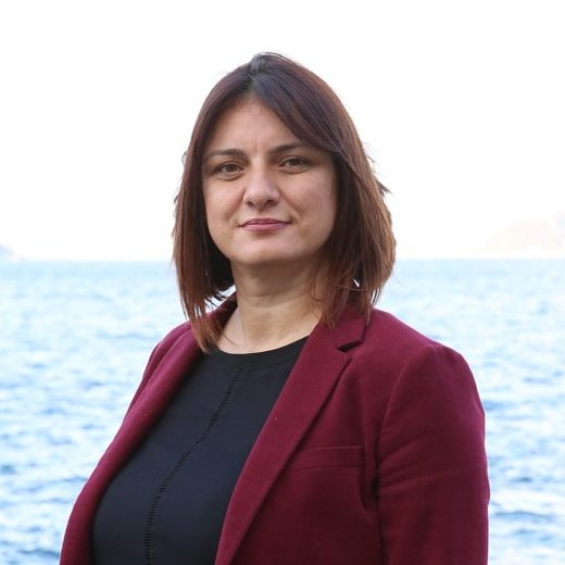 Portrait of Ozlem Canakci, Supply Chain Manager, FMC Group