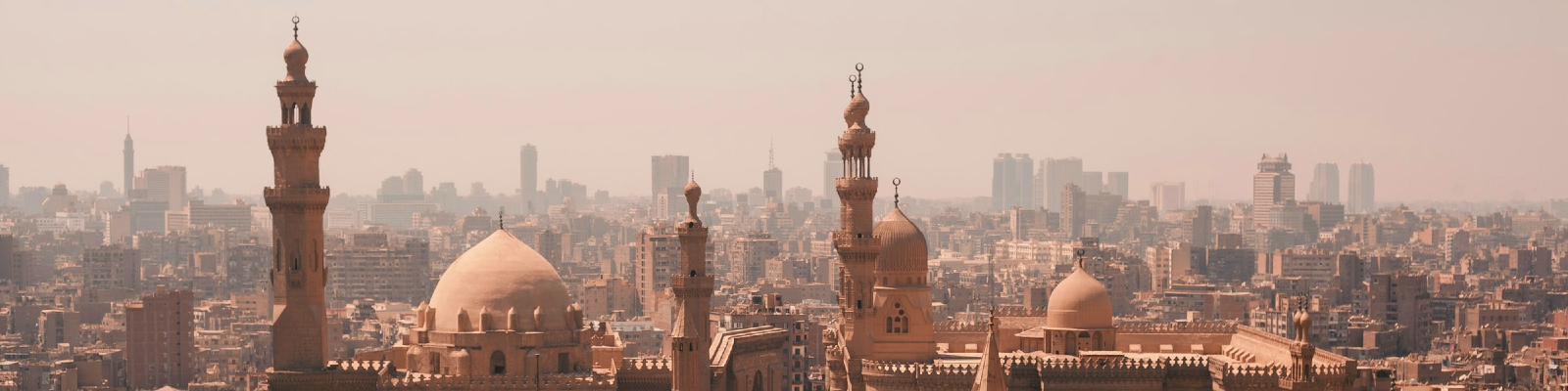 Cityscapes in Cairo